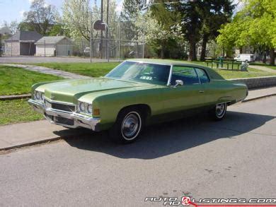 1972 chevy impala ss for sale impala 1972 chevy impala