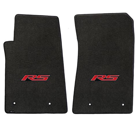 Chevy Camaro Floor Mats by Lloyd Mats Chevy Camaro Rs Logo Floor Mats 620003 Ebay