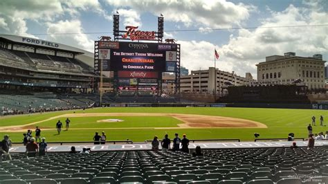 tiger awnings 100 tiger awnings comerica park section 122 detroit tigers rateyourseats com apollo