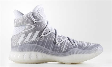 adidas crazy explosive adidas crazy explosive quot white marble quot available now