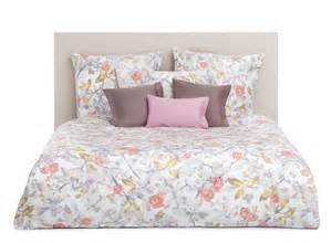 pastel colored bedding pastel floral bedding schlossberg sinfonia blanc