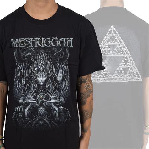 Meshuggah 9 T Shirt meshuggah quot triangle quot t shirt indiemerchstore