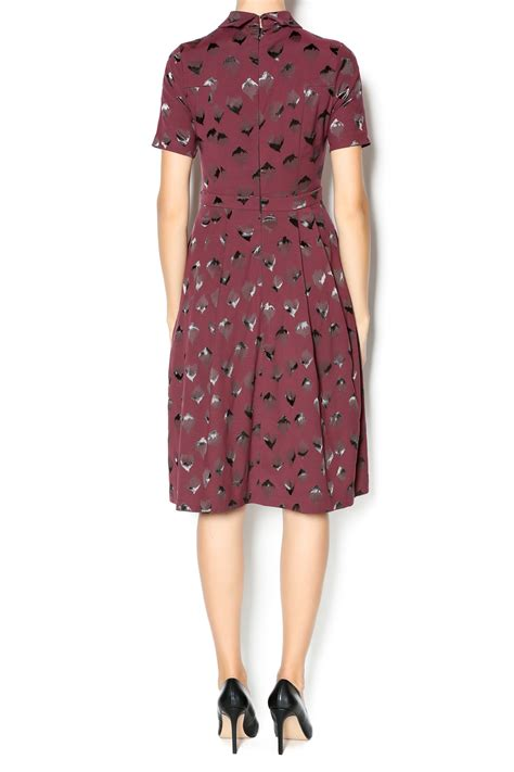 Mixxy Dress skins garnet dress from new york by nyc shoptiques