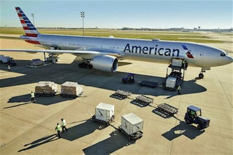 american airlines cargo us airways cargo officially combine single air waybill ajot