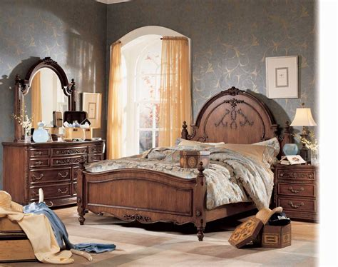lea mcclintock heirloom panel bedroom collection