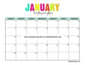 Calendar 2018 Printable Free Printable Calendar 2018 In Colors Free To Print