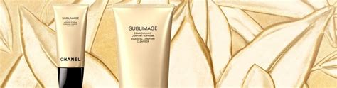 sublimage essential comfort cleanser chanel sublimage essential comfort cleanser