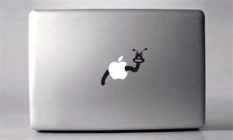 Yoshi Aufkleber Macbook by Creative Apple Macbook Stickers Ned Martin S Amused