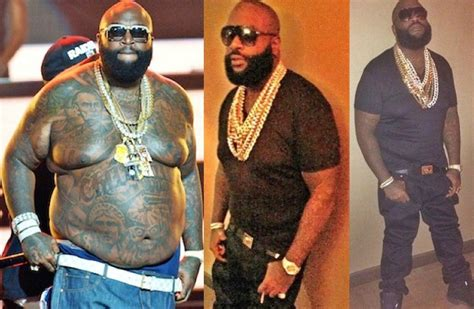 rick ross shows off dramatic weight loss rap up rick ross credits crossfit workouts for 100 pound weight