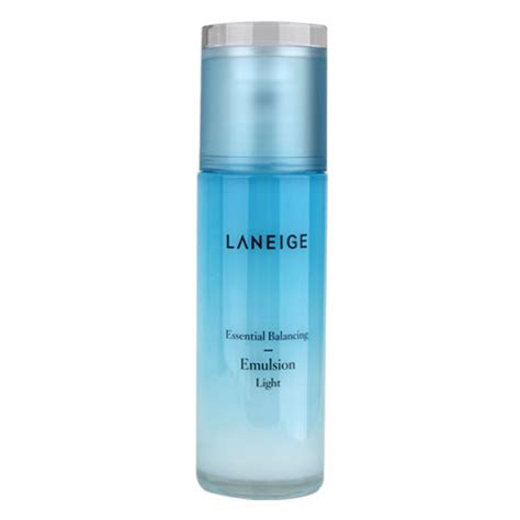 Laneige Balancing Emulsion Light laneige essential balancing emulsion light laneige lotion and emulsion shopping sale