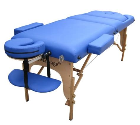 bestmassage blue reiki portable table 69 88
