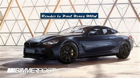 Room Door Design by This Bmw M8 Render Is Probably Close To The Real Deal