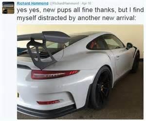 richard hammond new car clarkson joined by richard hammond ad may at