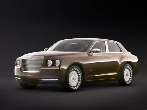 Chrysler Imperial Concept Car by 2006 Chrysler Imperial Concept Chrysler Supercars Net