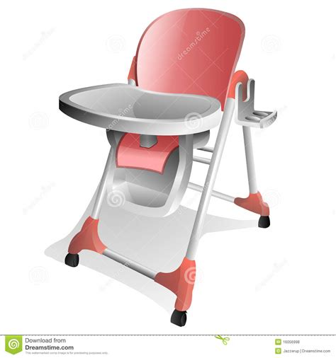 Baby In Chair by Baby High Chair Royalty Free Stock Photos Image 16056998