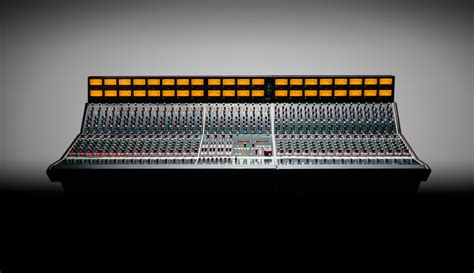 neve console 5088 high voltage and discrete rupert neve console