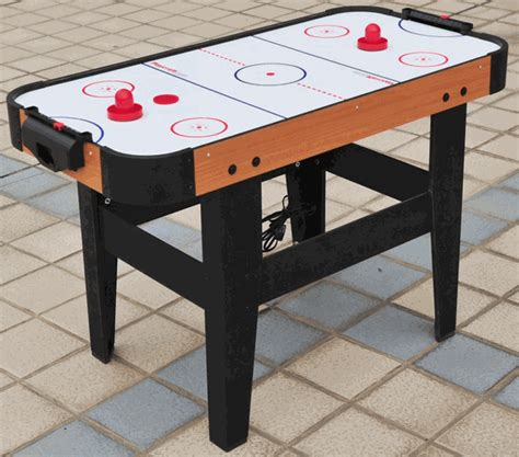 table top hockey playcraft sport electric power table top 40 quot air hockey table