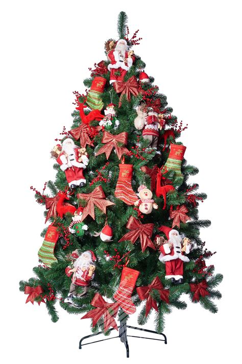 6ft artificial christmas tree with led lighting oregon