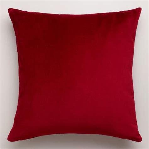 Cost Plus World Market Pillows velvet throw pillow world market