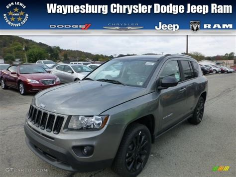 gray jeep compass 2012 mineral gray metallic jeep compass altitude 4x4
