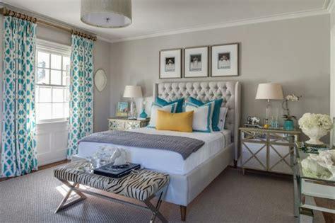 turquoise brun d 233 cor de chambre 224 coucher