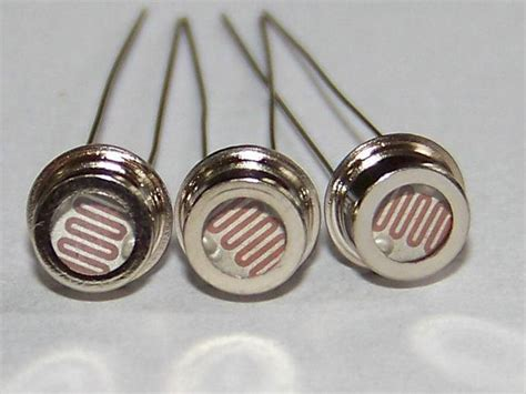 photoresistor francais china metal glass photoresistor china light dependent resistor ldr