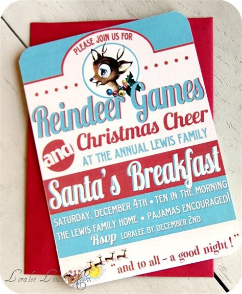 christmas flyer ideas holiday pinterest