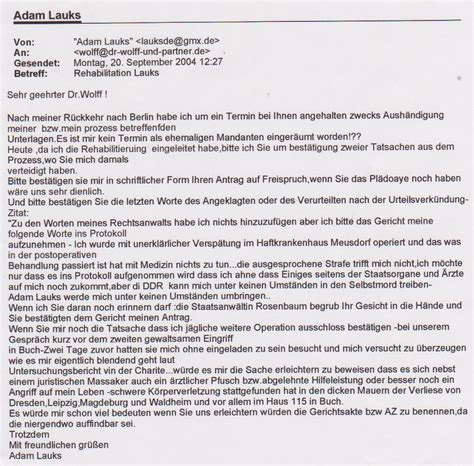 Vorlage Word Aktenvermerk Ra Dr Friedrich Wolff Im Jura War Nur Einer