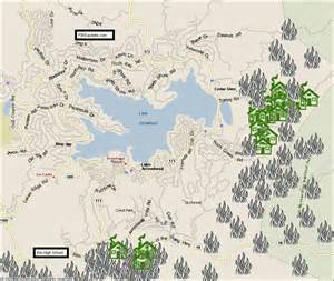 lake arrowhead map image search results
