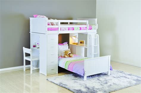 bunk beds bunk beds kids bunk beds loft beds amart furniture