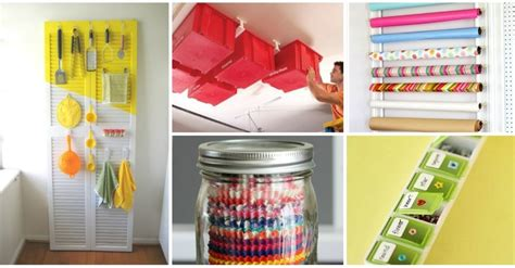 life hacks storage 25 creative diy storage hacks 8 is perfect for all