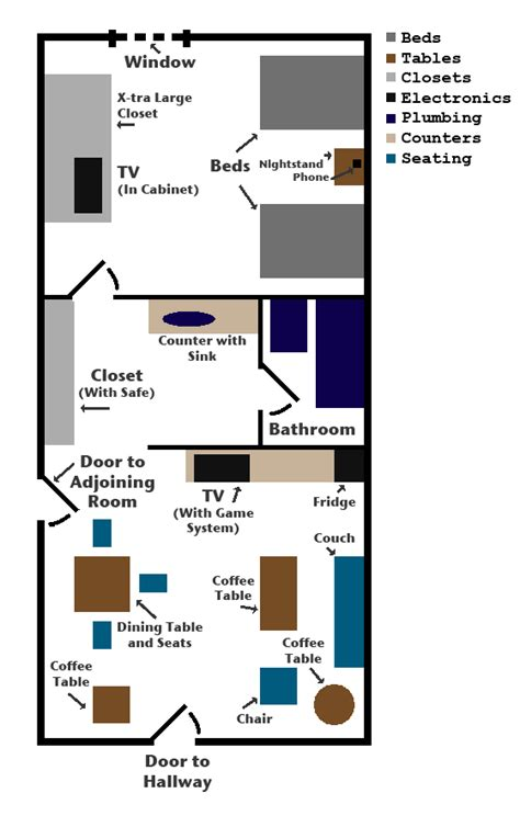 the oc house floor plan hotel oc room floor plan by darthgrievi on deviantart