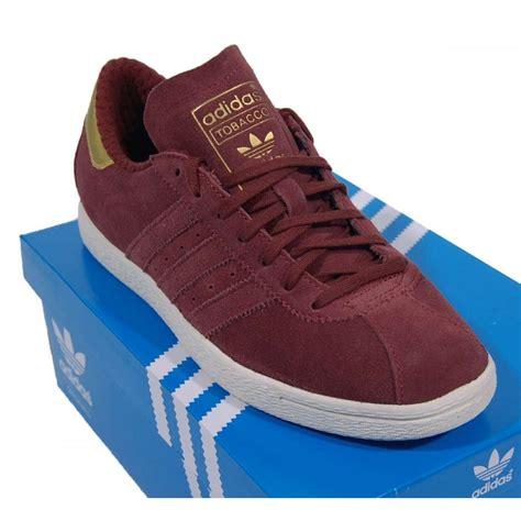 adidas originals tobacco fox brown mens shoes from attic clothing uk