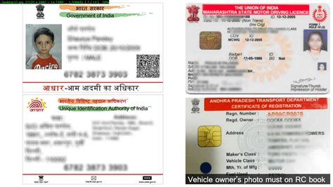 how to make aadhar card how to make license aadhar card rc like cards using ap