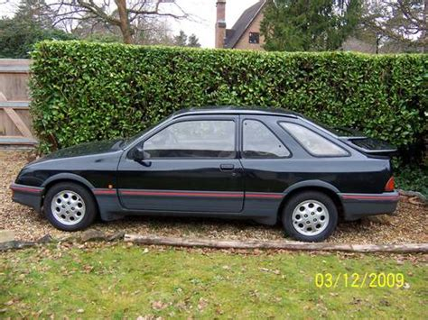 xr4i with cosworth front bumper passionford ford focus