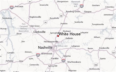where is the white house located white house location guide