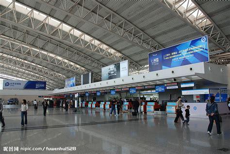 咸阳机场候机大厅摄影图__图片素材_其他_摄影图库_昵图网nipic.com