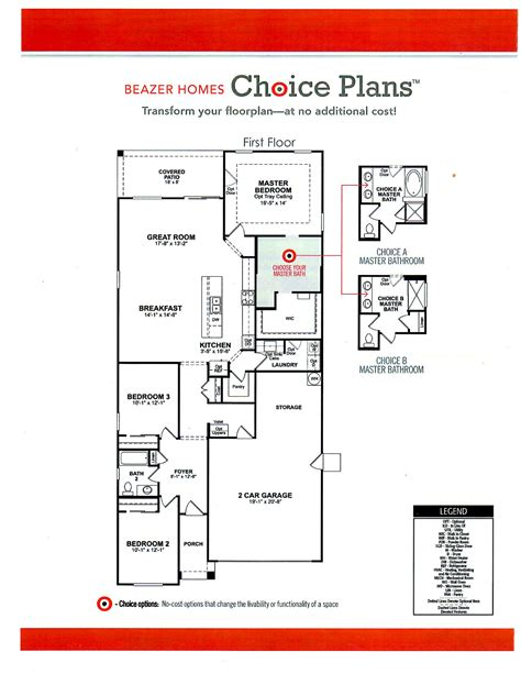 Choice Homes Floor Plans by 100 Choice Homes Floor Plans The Zillow