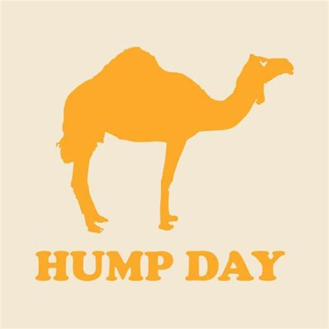 Happy Hump Day by Happy Hump Day Humor