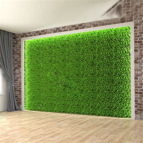 hot selling artificial garden fake green wall hang plant