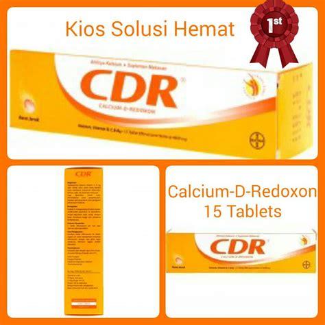 Cdr Calsium D Redoxon Kalsium Isi 10 Tab Effervescent jual cdr calcium d redoxon isi 15 tablet effervescent rasa jeruk kios solusi hemat