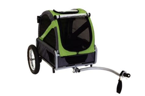 Doggyride Mini Bike Conversion Set doggyride mini bike trailer green grey