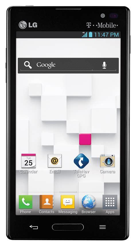 mobile l9 lg p769 handset detection