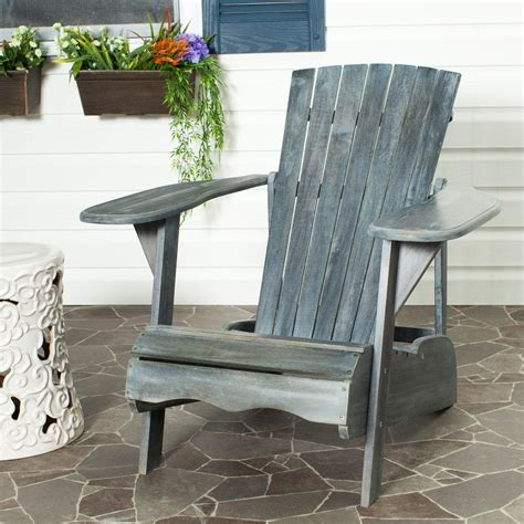 wood adirondack chair unfinished wood patio chairs