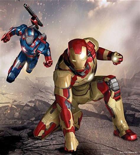 Ironman Patriot Marvel iron 3 promo reveals iron patriot as an ally