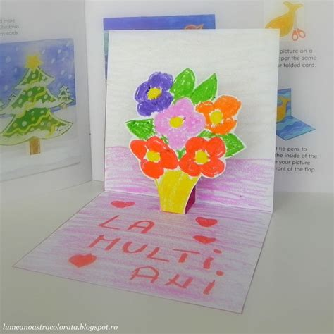 easy to make pop up cards easy birthday pop up card for my lumea