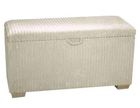 soft ottoman rochelle soft touch upholstered ottoman with wooden feet