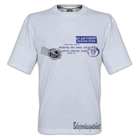 Tshirt Kaos Distro Air koleksi psd desain kaos air mail t shirt design