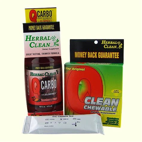 Thc Detox Cleanse by Pass Your Marijuana Thc Test With Fast Detox Kit For