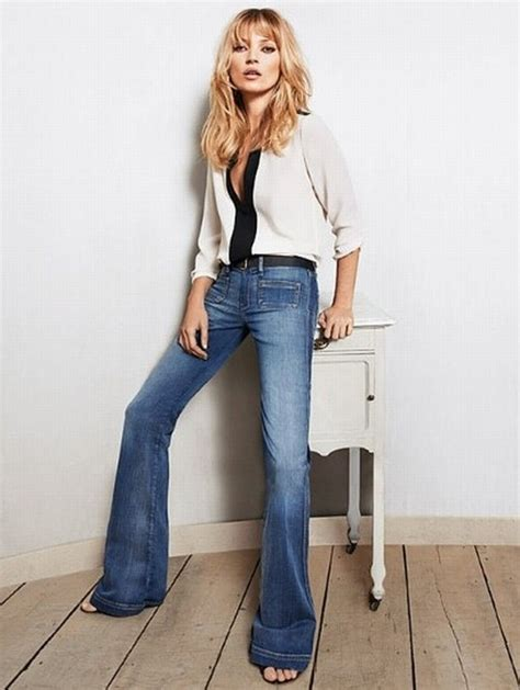 are bell bottom pants still in style 2015 are flared jeans trousers back in style how to wear